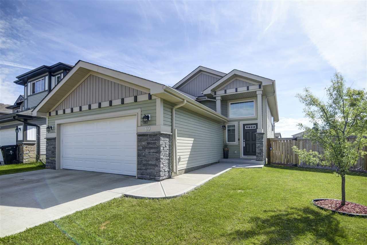 Main Photo: 69 NAVAJO Lane: Fort Saskatchewan House for sale : MLS®# E4202717