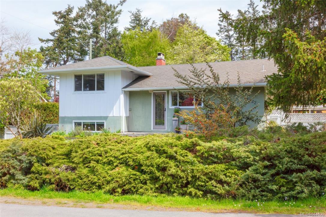 Main Photo: 1922 Appleton Pl in Saanich: SE Gordon Head House for sale (Saanich East)  : MLS®# 844806