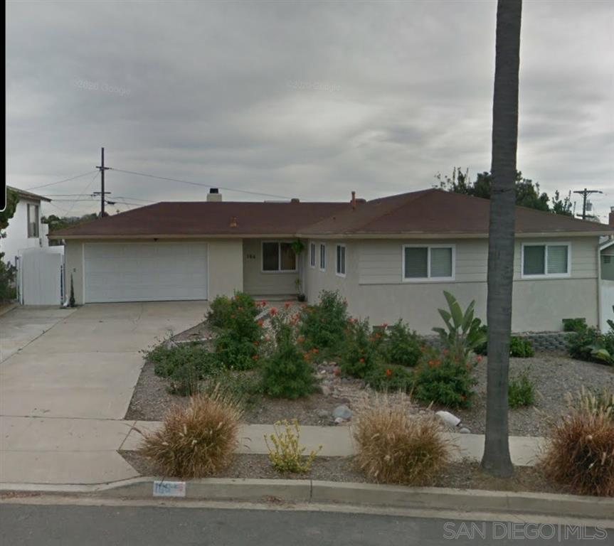 Main Photo: CHULA VISTA House for sale : 3 bedrooms : 218 E Millan St