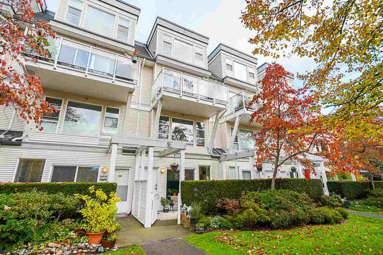 "Main Photo: 29 2723 E KENT Avenue in Vancouver: South Marine Townhouse for sale in ""RIVERSIDE GARDENS"" (Vancouver East)  : MLS®# R2512600"