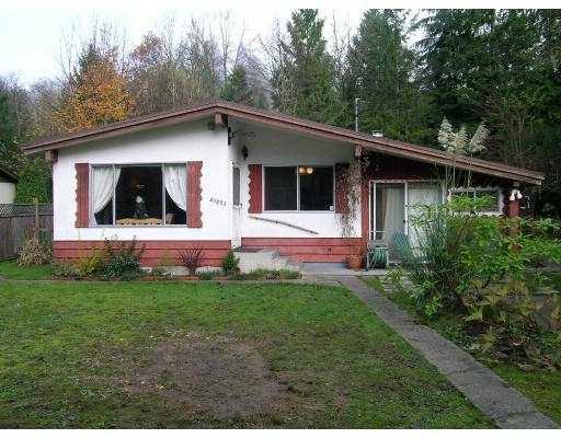 Main Photo: 23263 BIRCH AV in Maple Ridge: Silver Valley House for sale : MLS®# V566576
