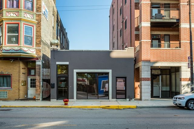 Main Photo: 2228 Belmont Avenue in Chicago: CHI - North Center Retail / Stores for sale ()  : MLS®# 10540200