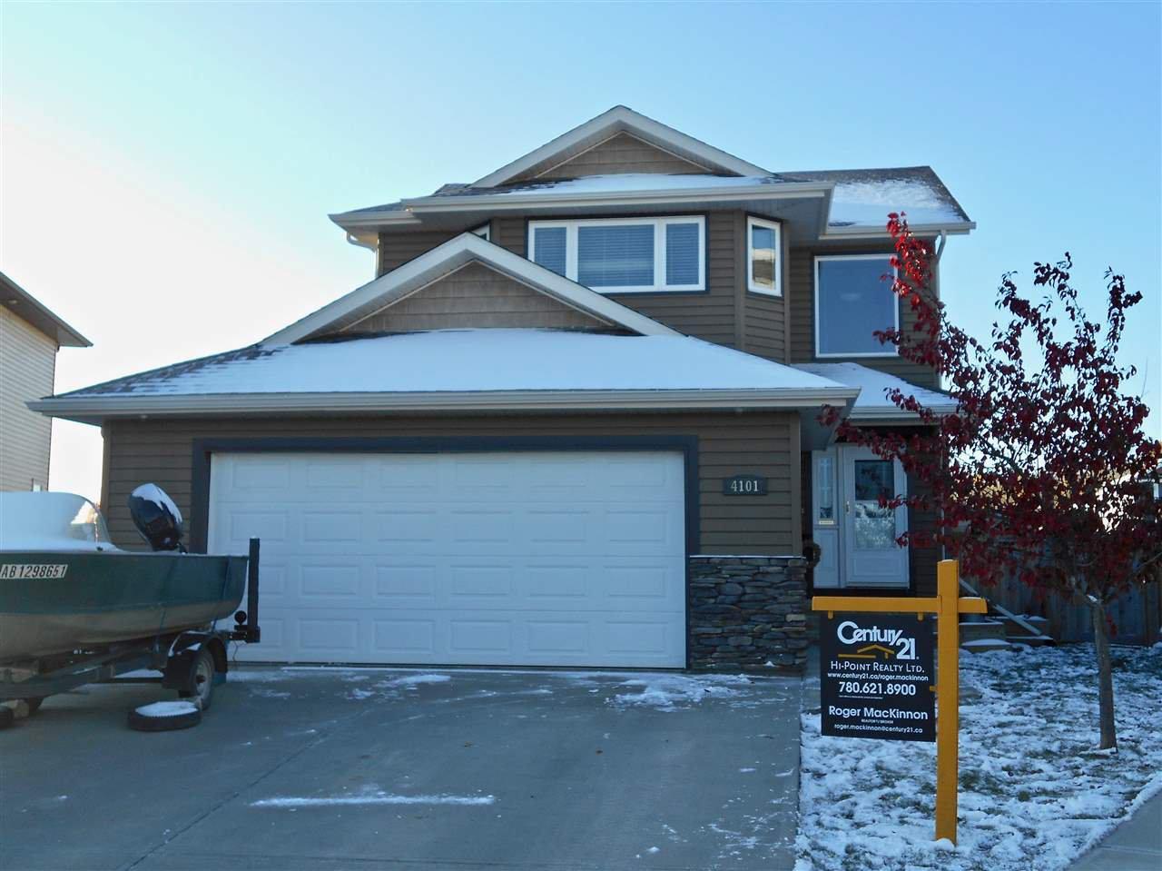 Main Photo: 4101 42 Street: Drayton Valley House for sale : MLS®# E4176594