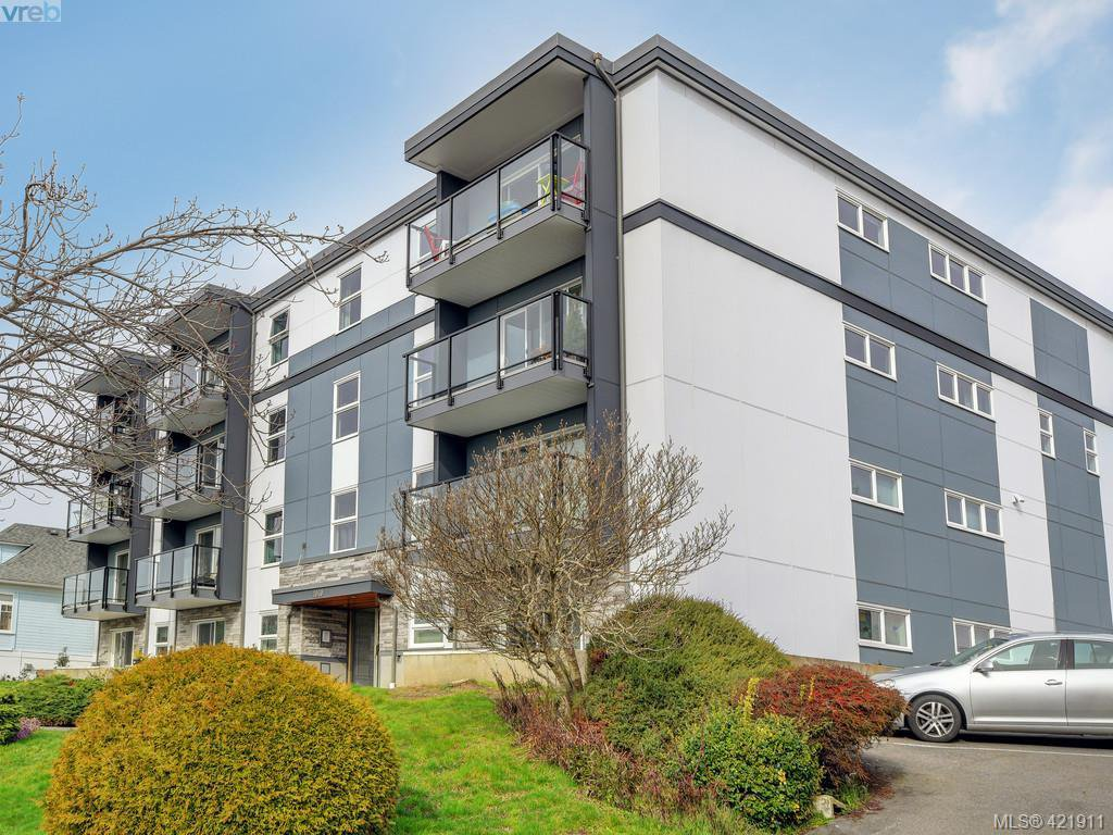 Main Photo: 303 1040 Southgate Street in VICTORIA: Vi Fairfield West Condo Apartment for sale (Victoria)  : MLS®# 421911
