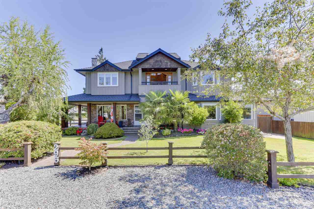 "Main Photo: 296 66A Street in Delta: Boundary Beach House for sale in ""BOUNDARY BAY"" (Tsawwassen)  : MLS®# R2483705"