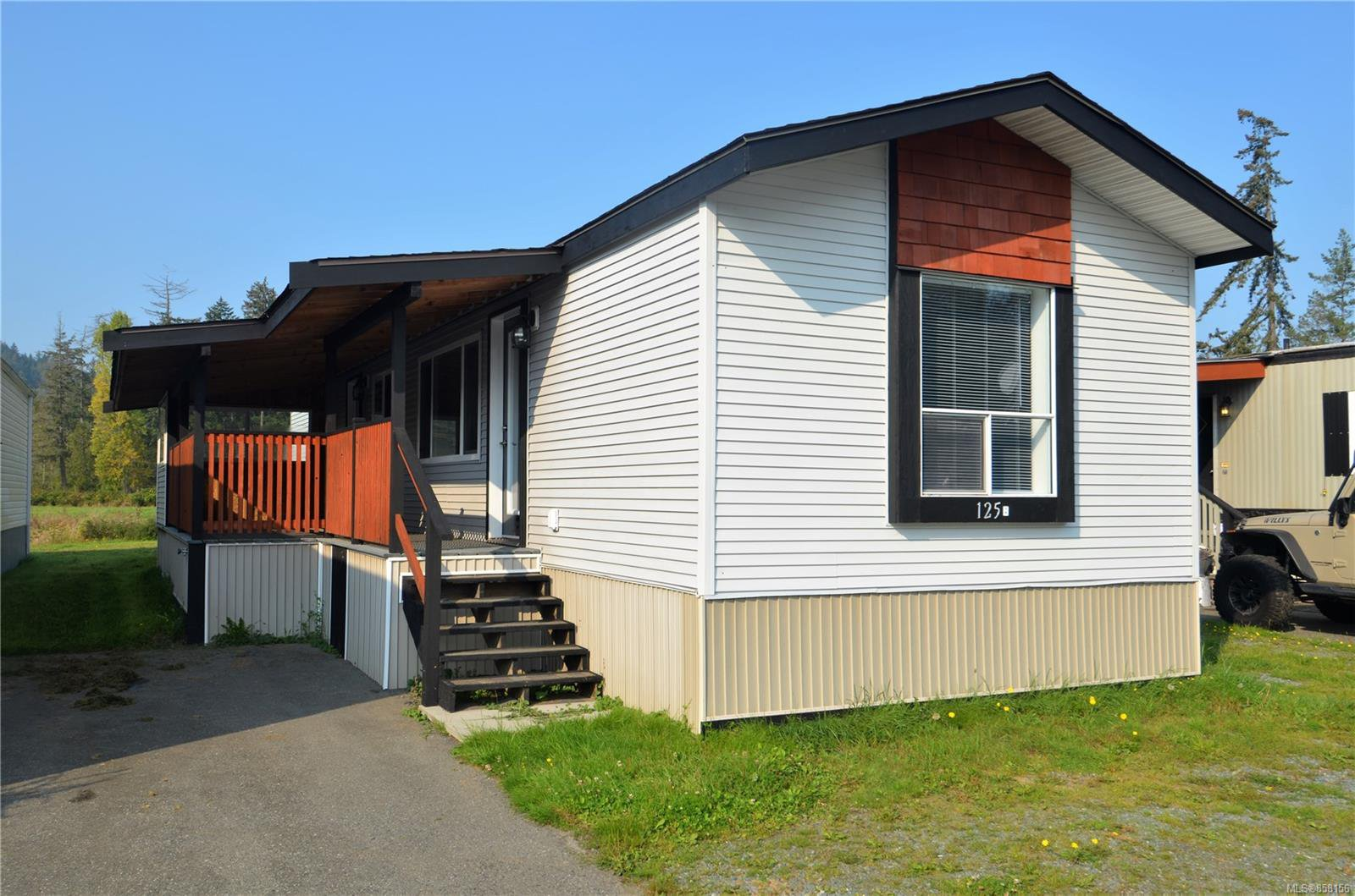 Main Photo: 125A 1753 Cecil St in : Du Crofton Manufactured Home for sale (Duncan)  : MLS®# 858156