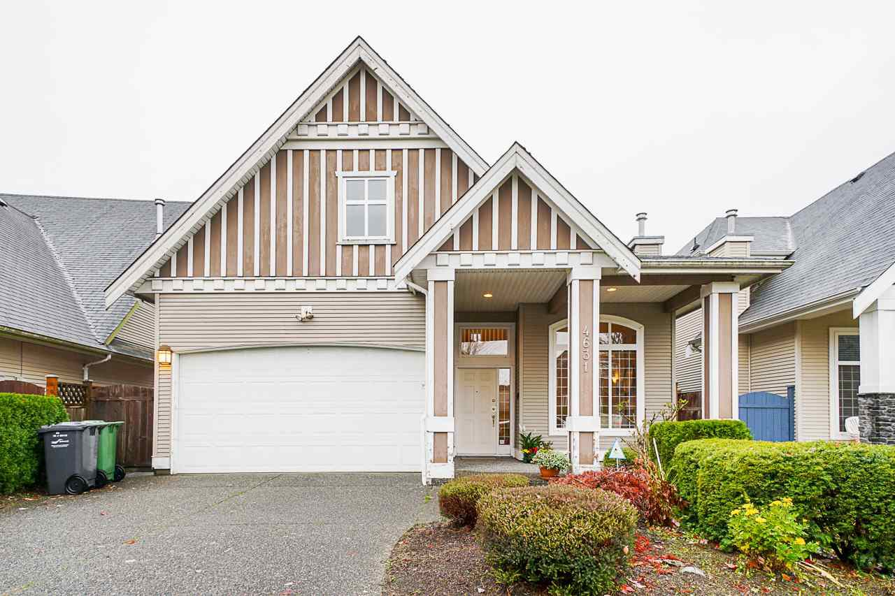Main Photo: 4631 BLAIR Drive in Richmond: West Cambie House for sale : MLS®# R2518862