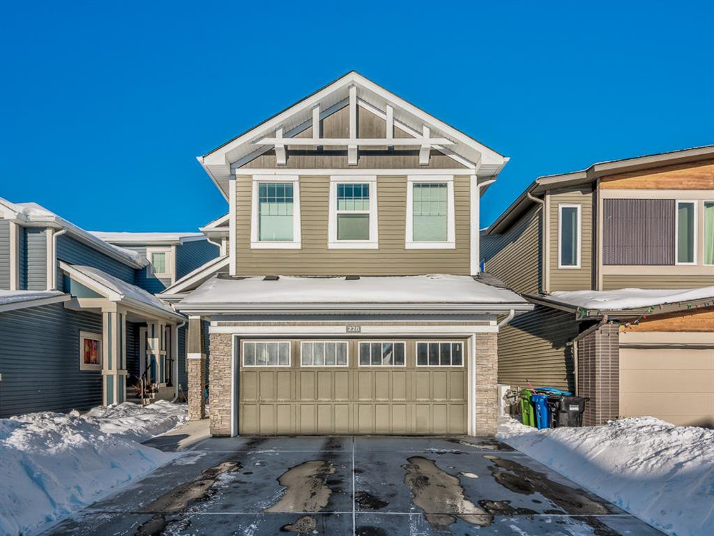 Main Photo: 228 Evansborough Way NW in Calgary: Evanston Detached for sale : MLS®# A1055287