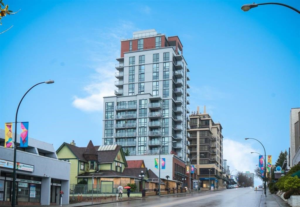 Main Photo: 1002 258 SIXTH Street in New Westminster: Uptown NW Condo for sale : MLS®# R2403900