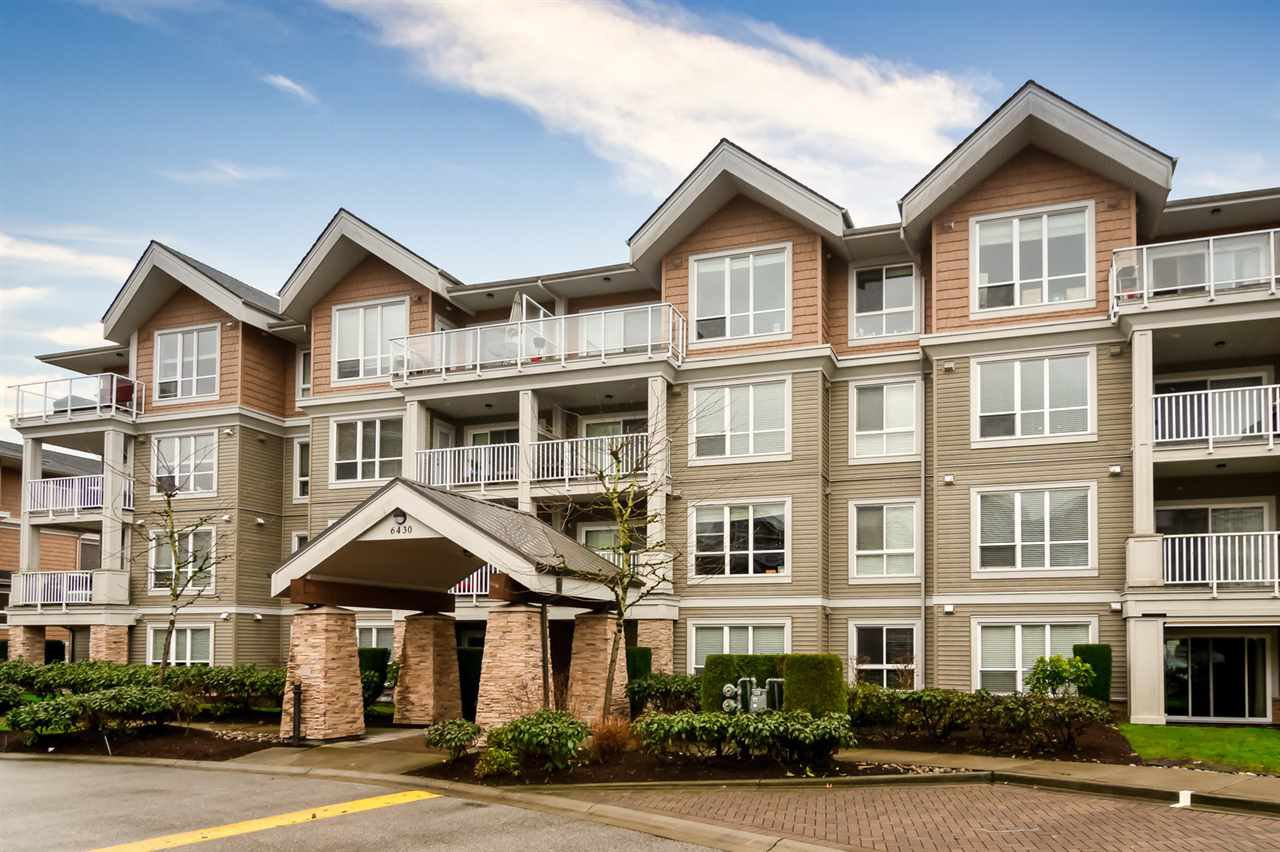 """Main Photo: 101 6430 194 Street in Surrey: Clayton Condo for sale in """"Waterstone"""" (Cloverdale)  : MLS®# R2439013"""