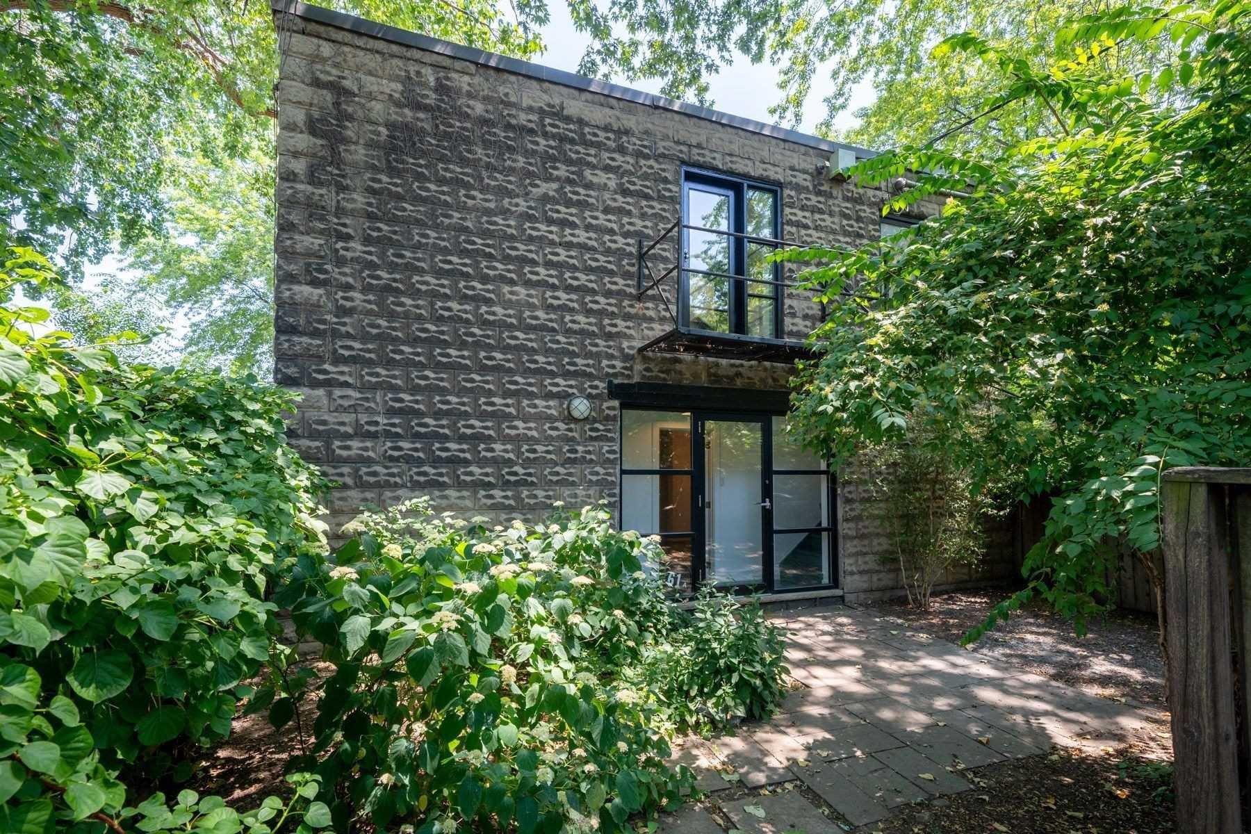 Main Photo: 61A Morse Street in Toronto: South Riverdale House (2-Storey) for sale (Toronto E01)  : MLS®# E4828108