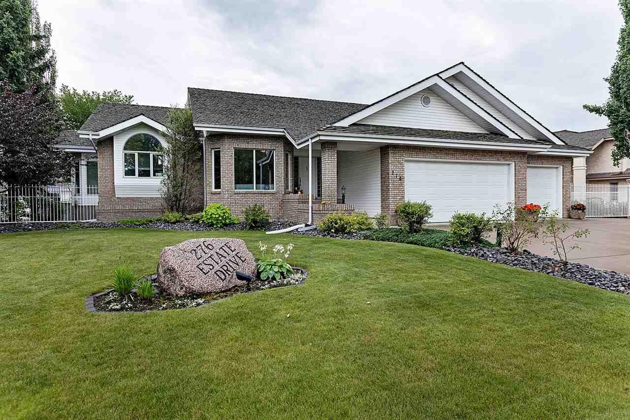 Main Photo: 276 ESTATE Drive: Sherwood Park House for sale : MLS®# E4207663