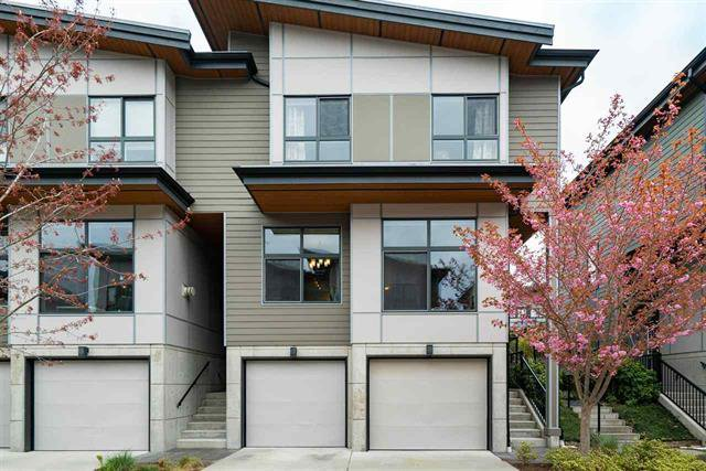 Main Photo: 1154 Natures Gate Crescent in Squamish: Downtown SQ Townhouse for sale : MLS®# R2451716