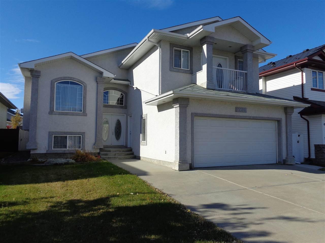 Main Photo: 16624 75 Street in Edmonton: Zone 28 House for sale : MLS®# E4218061