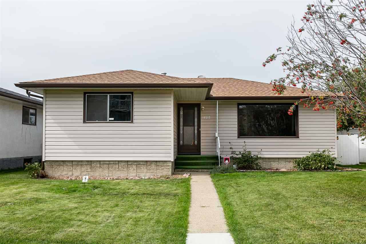 Main Photo: 14512 77 Street in Edmonton: Zone 02 House for sale : MLS®# E4171588