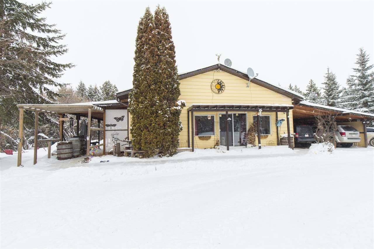 Main Photo: 450 50110 RGE RD 231: Rural Leduc County House for sale : MLS®# E4178694
