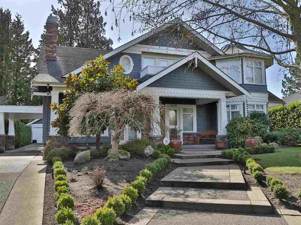 Main Photo: 5638 MCMASTER Road in Vancouver: University VW House for sale (Vancouver West)  : MLS®# R2429611