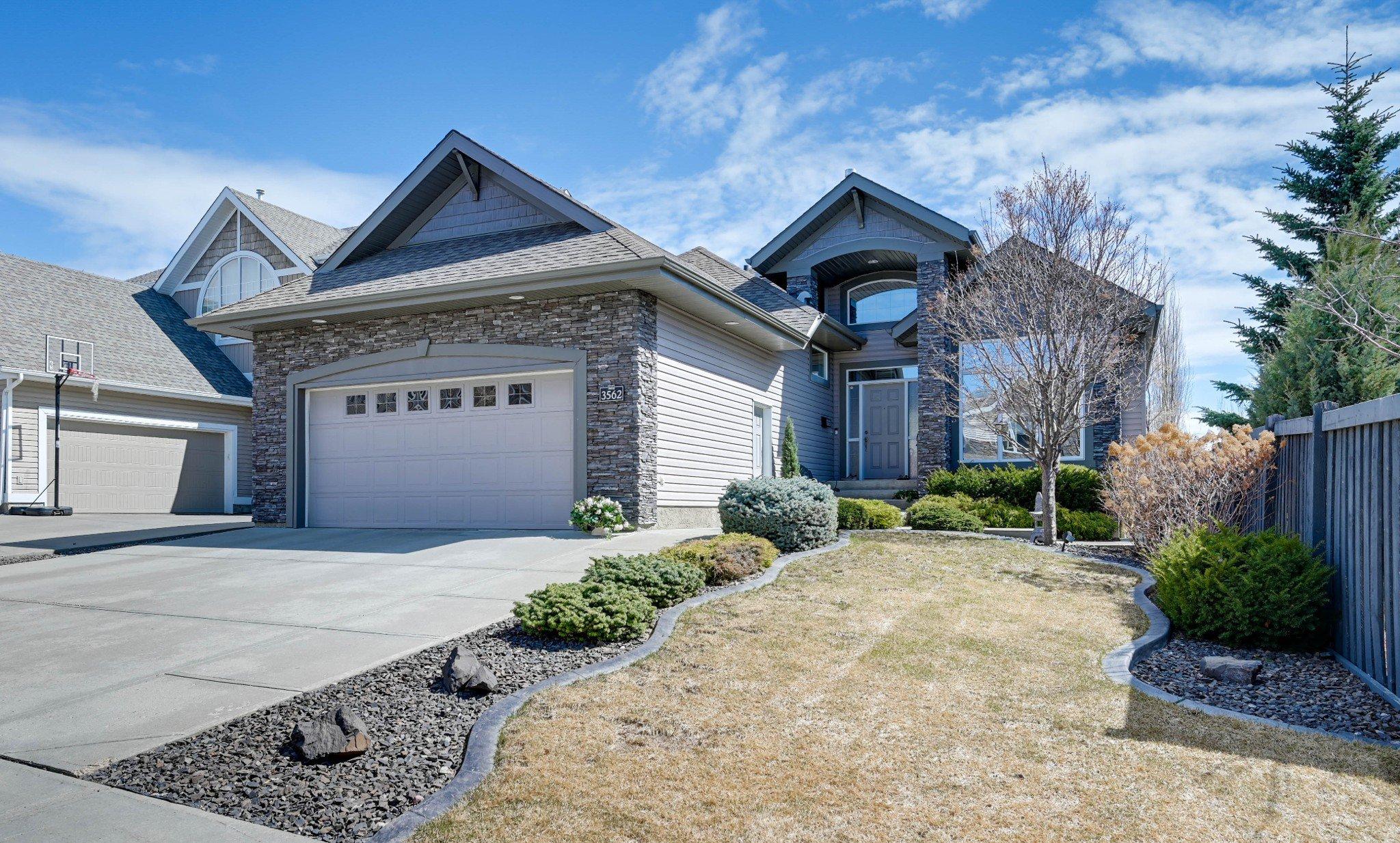 Main Photo: : House for sale (Edmonton)