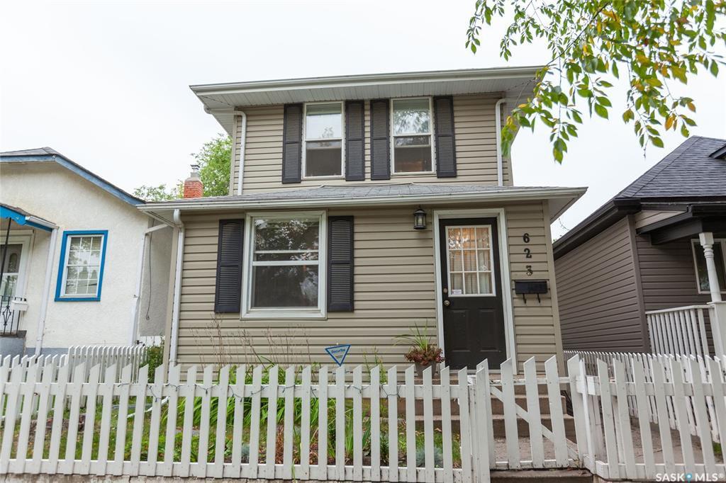 Main Photo: 623 5th Street East in Saskatoon: Haultain Residential for sale : MLS®# SK814637