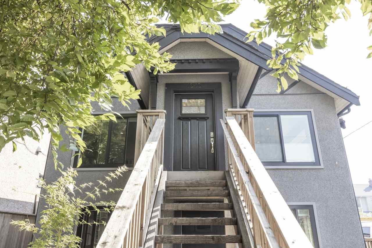 Main Photo: 4040 INVERNESS Street in Vancouver: Knight House for sale (Vancouver East)  : MLS®# R2496653