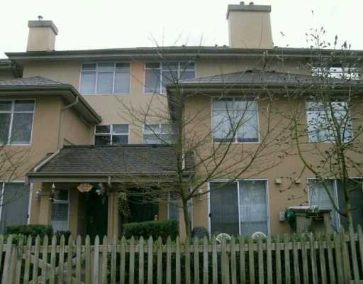 "Main Photo: 4 3418 ADANAC ST in Vancouver: Renfrew VE Townhouse for sale in ""TERRA VITA PLACE"" (Vancouver East)  : MLS®# V608968"