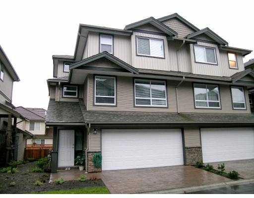 "Main Photo: 3127 SKEENA Street in Port Coquitlam: Riverwood Townhouse for sale in ""RIVER'S WALK"" : MLS®# V619739"