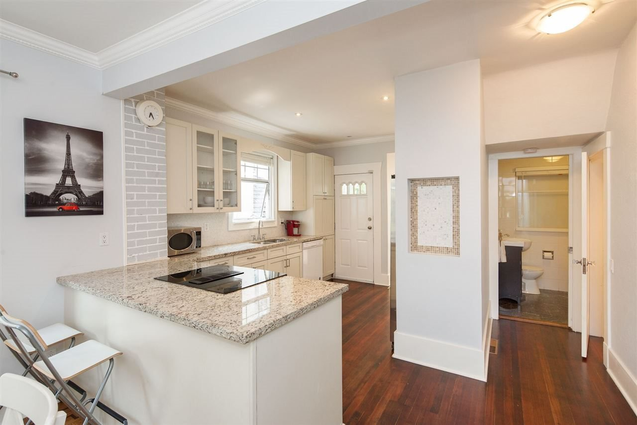 Main Photo: 3616 W 15TH Avenue in Vancouver: Point Grey House for sale (Vancouver West)  : MLS®# R2439403