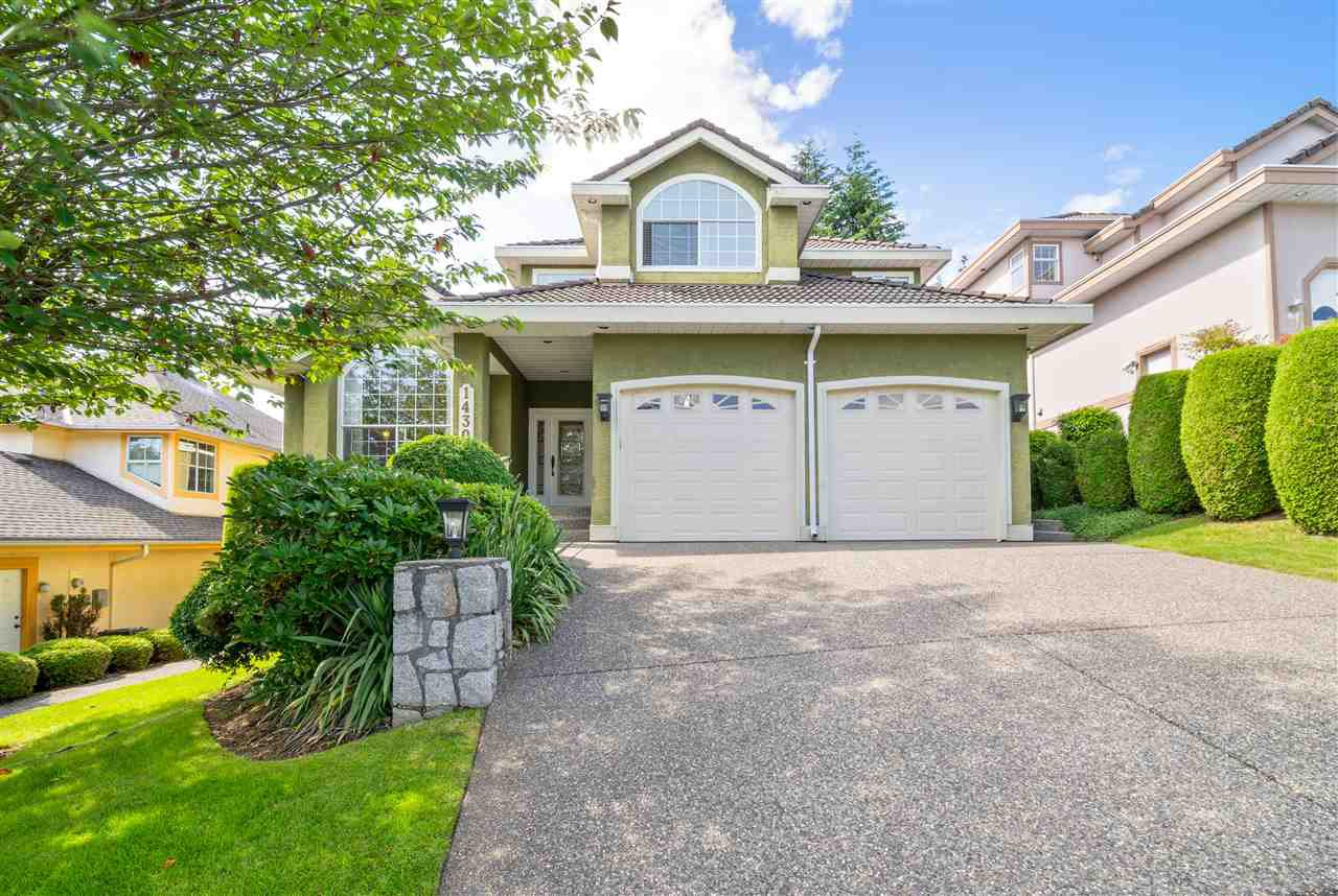Main Photo: 1430 SANDSTONE Crescent in Coquitlam: Westwood Plateau House for sale : MLS®# R2471312