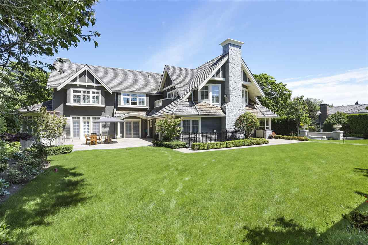 Main Photo: 1316 CONNAUGHT Drive in Vancouver: Shaughnessy House for sale (Vancouver West)  : MLS®# R2480342