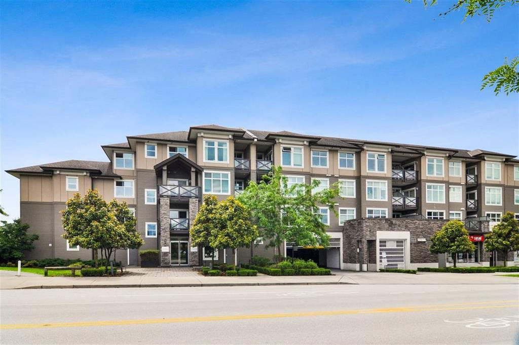 "Main Photo: 327 18818 68 Avenue in Surrey: Clayton Condo for sale in ""CALERA AT CLAYTON VILLAGE"" (Cloverdale)  : MLS®# R2495314"