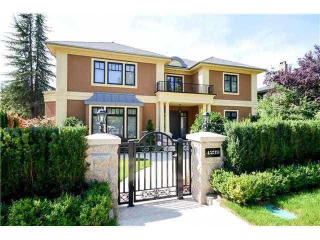Main Photo: 4239 PINE Crescent in Vancouver: Shaughnessy House for sale (Vancouver West)  : MLS®# R2503973