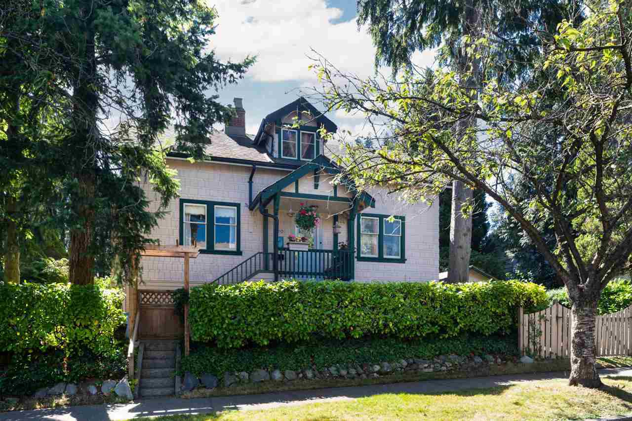 Main Photo: 1180 E 19TH Avenue in Vancouver: Knight House for sale (Vancouver East)  : MLS®# R2409541
