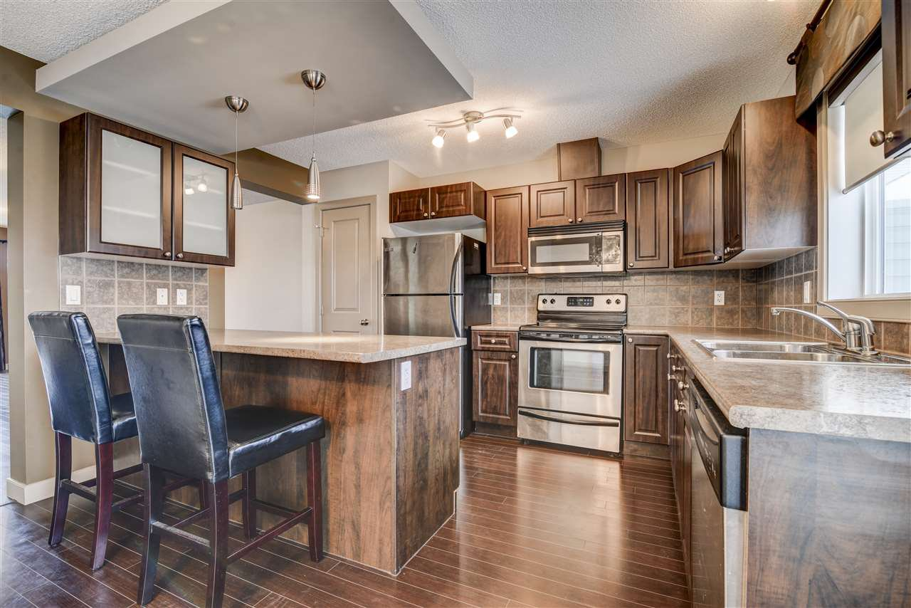 Main Photo: 111 CALLAGHAN Drive in Edmonton: Zone 55 Townhouse for sale : MLS®# E4189537