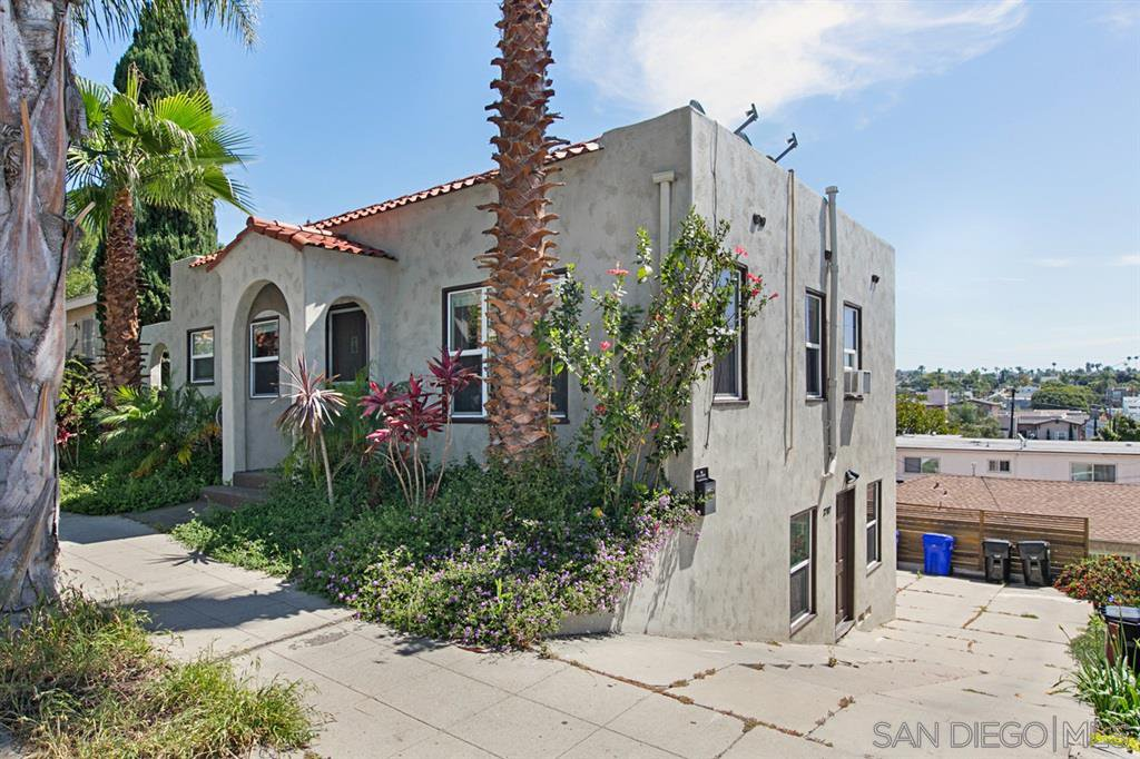 Main Photo: NORTH PARK Property for sale: 3707-09 Georgia St in San Diego