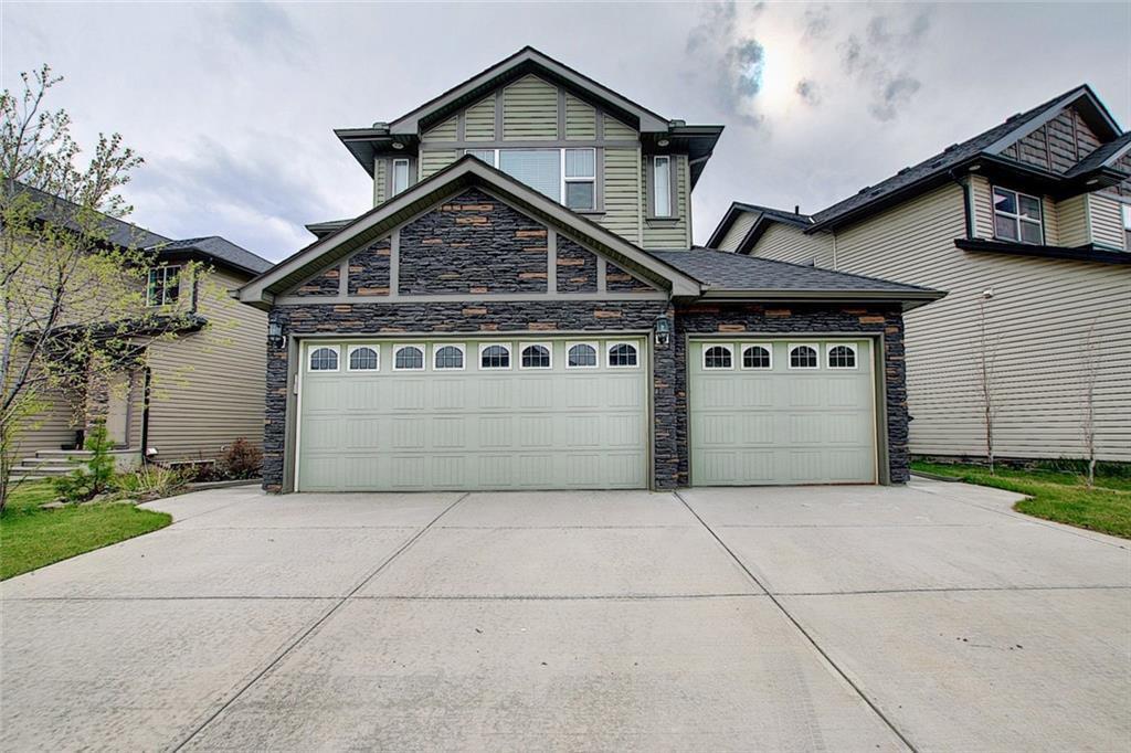 Main Photo: 1540 PANATELLA Boulevard NW in Calgary: Panorama Hills Detached for sale : MLS®# C4282197