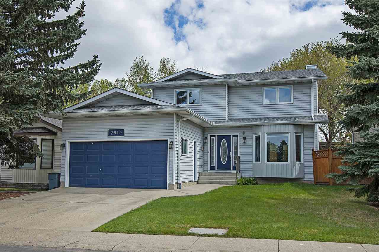 Main Photo: 2919 104 Street in Edmonton: Zone 16 House for sale : MLS®# E4205552