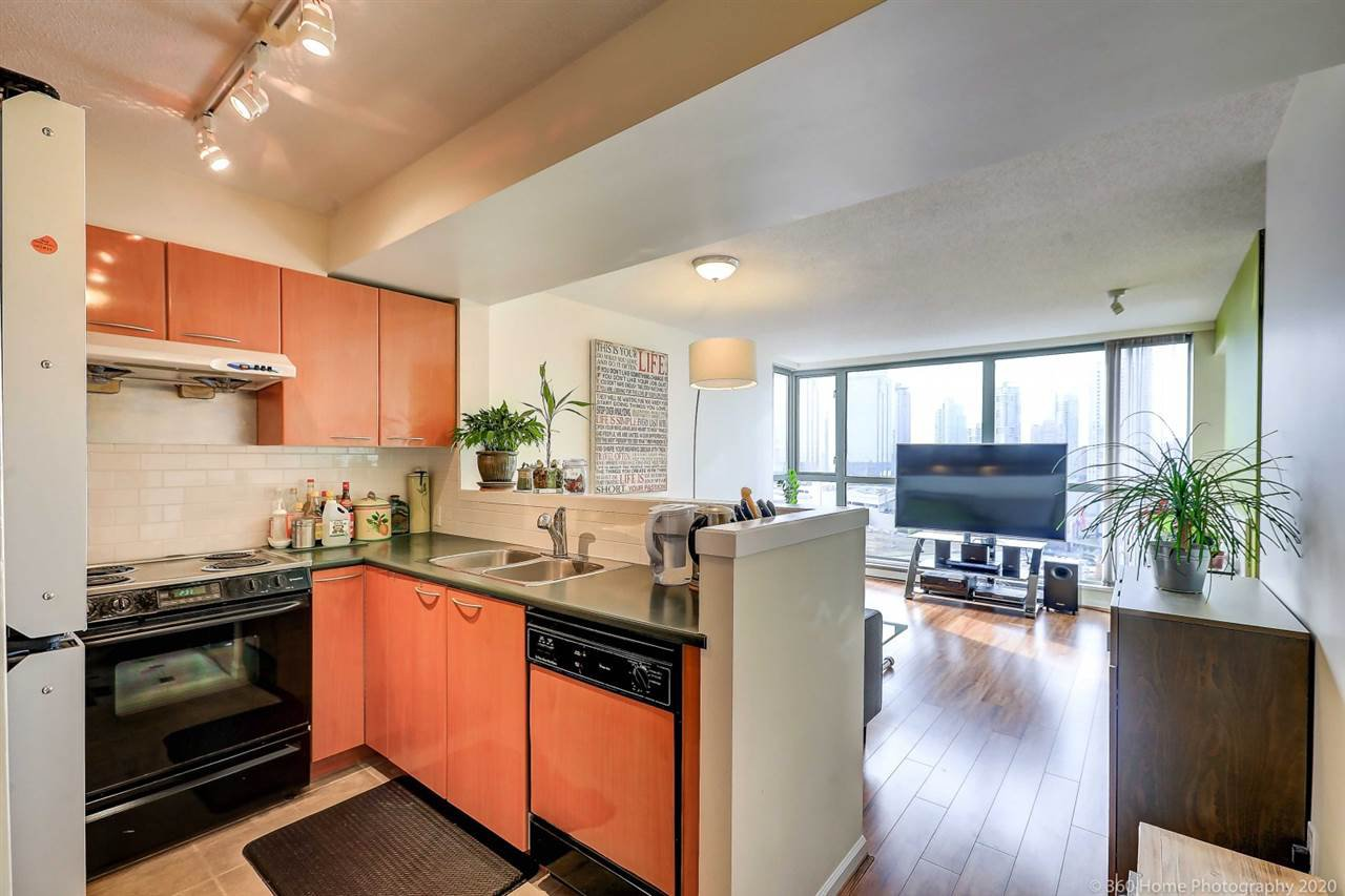 """Main Photo: 1902 4888 HAZEL Street in Burnaby: Forest Glen BS Condo for sale in """"THE NEWMARK"""" (Burnaby South)  : MLS®# R2513277"""