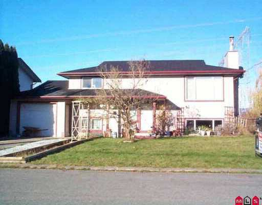 """Main Photo: 35073 CASSIAR AV in Abbotsford: Abbotsford East House for sale in """"MCKEE"""" : MLS®# F2524735"""
