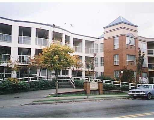 Main Photo: 108 2339 SHAUGHNESSY ST in Port Coquiltam: Central Pt Coquitlam Condo for sale (Port Coquitlam)  : MLS®# V538268