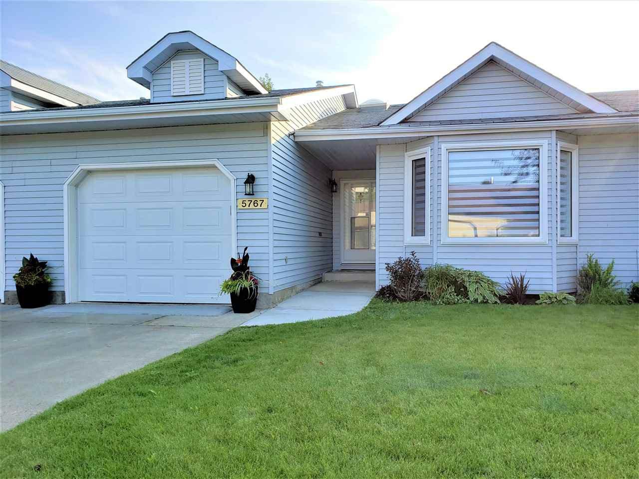 Main Photo: 5767 189 Street in Edmonton: Zone 20 Townhouse for sale : MLS®# E4170050