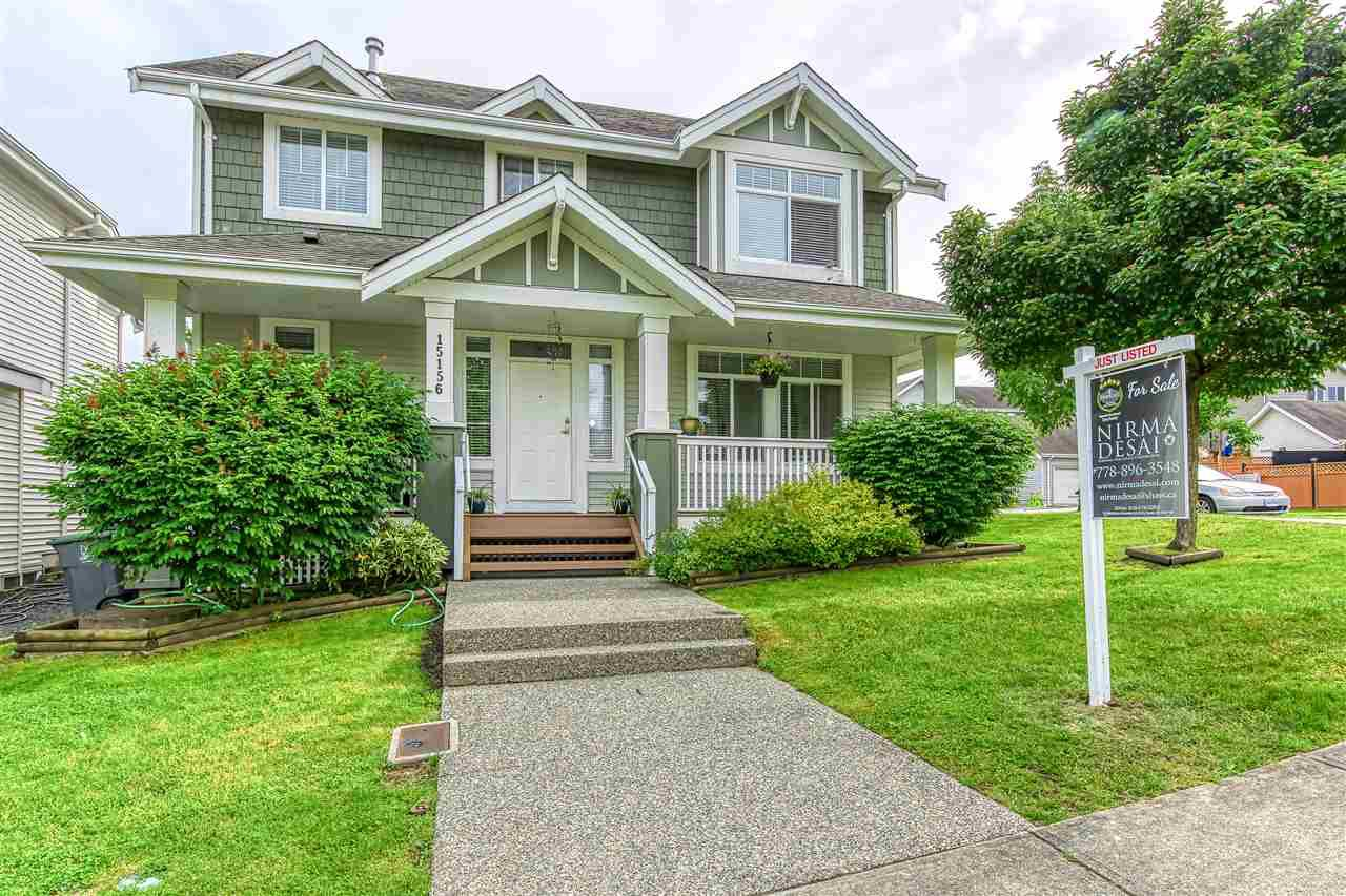 "Main Photo: 15156 62 Avenue in Surrey: Sullivan Station House for sale in ""OLIVER'S LANE"" : MLS®# R2463714"