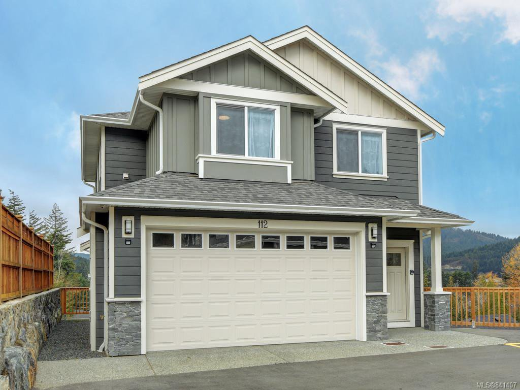 Main Photo: 112 1109 Braeburn Ave in Langford: La Happy Valley House for sale : MLS®# 841407