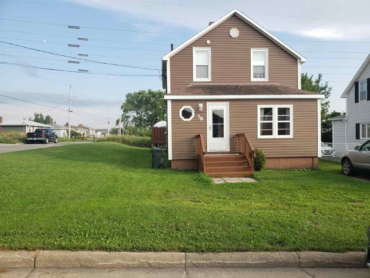 Main Photo: 78 Catherine Street in Sydney: 201-Sydney Residential for sale (Cape Breton)  : MLS®# 202014429