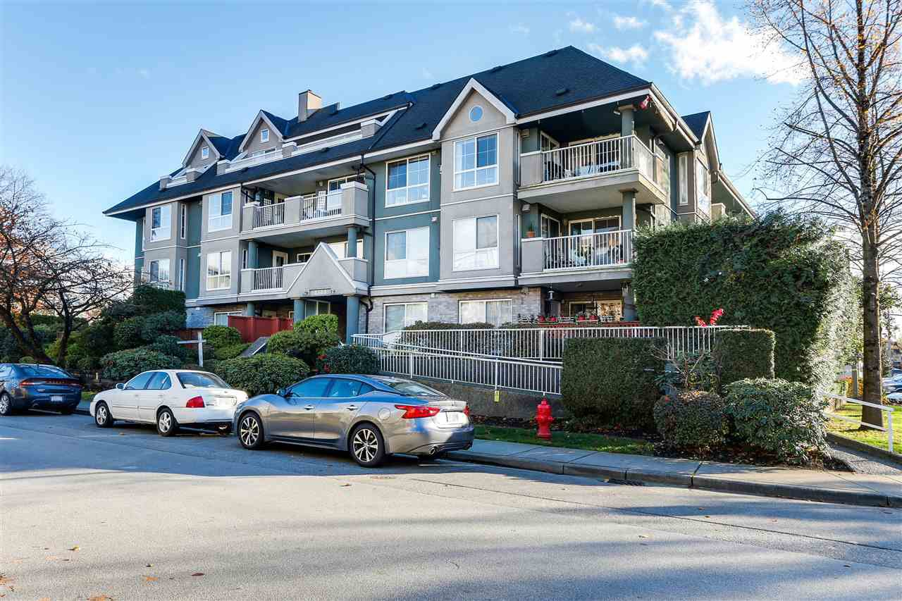 "Main Photo: 202 2388 WELCHER Avenue in Port Coquitlam: Central Pt Coquitlam Condo for sale in ""PARK GREEN"" : MLS®# R2483278"