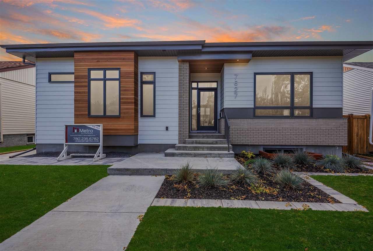 Main Photo: 7627 88 Avenue in Edmonton: Zone 18 House for sale : MLS®# E4215579