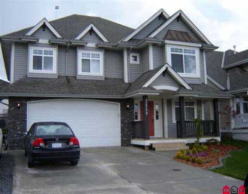 "Main Photo: 32750 HOOD AV in Mission: Mission BC House for sale in ""WEST HEIGHTS"" : MLS®# F2608571"