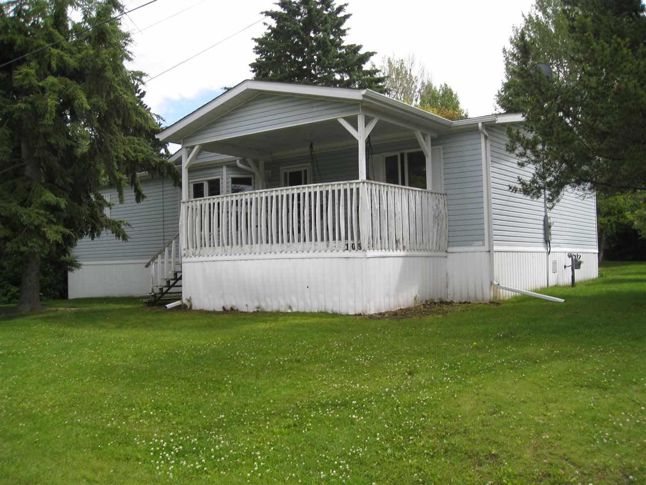 Main Photo: 109 Lake Avenue: Rural Parkland County House for sale : MLS®# E4165465
