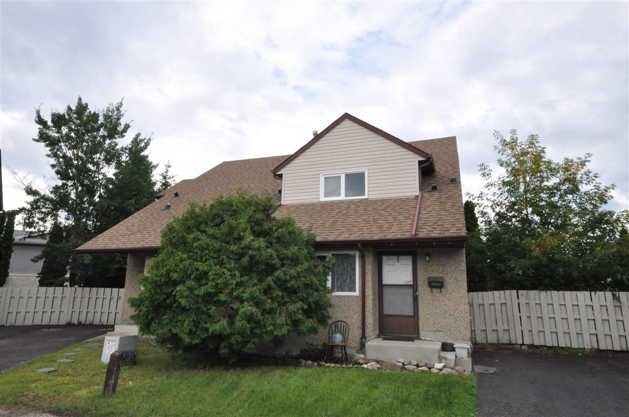 Main Photo: 9577 180A Street in Edmonton: Zone 20 House Half Duplex for sale : MLS®# E4166532