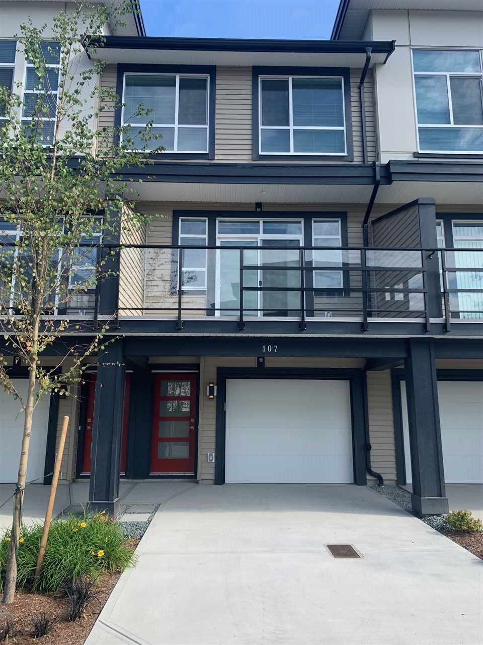 Main Photo: 107 8413 MIDTOWN Way in Chilliwack: Chilliwack W Young-Well Townhouse for sale : MLS®# R2397031