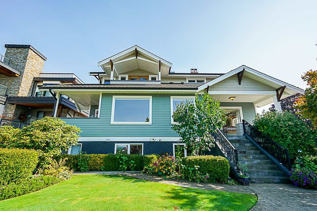 Main Photo: 150 BOUNDARY Road in Burnaby: Vancouver Heights House for sale (Burnaby North)  : MLS®# R2420813